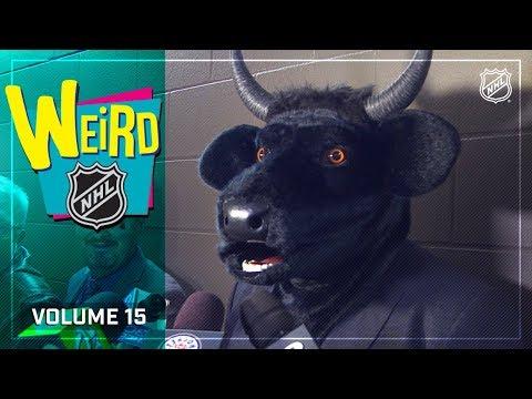 Weird NHL Vol. 15