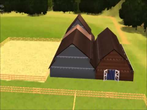 sims 3 horse stable decor s