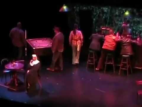 Sister Act The Musical - Bar Scene
