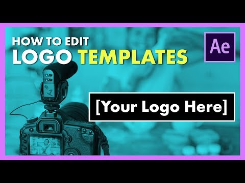 How to Edit Logo Reveal (Opener) Templates