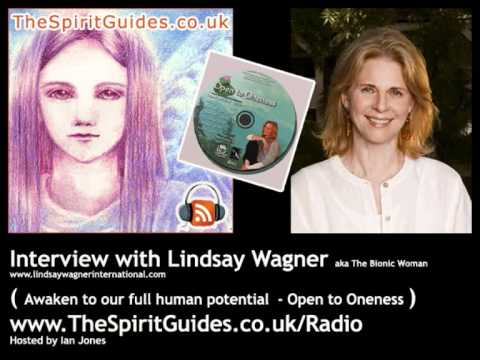 Lindsay Wagner 4/4 (AKA Bionic Woman) Interview - Open to Oneness