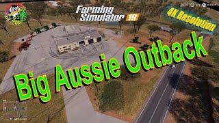 "[""Big Aussie Outback"", ""4k resolution"", ""4k resolution video"", ""4k video"", ""farm sim"", ""farming"", ""farming simulator"", ""farming simulator 19"", ""farming simulator 19 timelapse"", ""farming simulator 2019"", ""farming simulator mods"", ""farming simulator timelap"