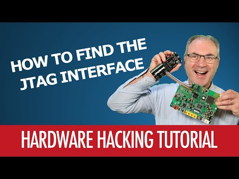 #03 - How To Find The JTAG Interface - Hardware Hacking Tutorial