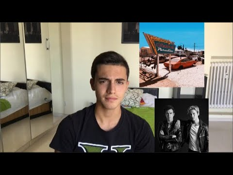 "Ofenbach Ft. Benjamin Ingrosso  -  ""Paradise"" [OFFICIAL AUDIO] Reaction"