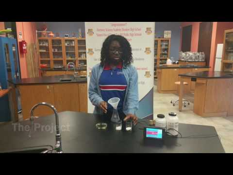 HSA Houston High Chemistry STEM SOS Project