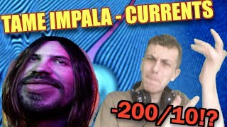 First Reaction to Tame Impala - Currents (part 2) REVIEW + ANALYSIS