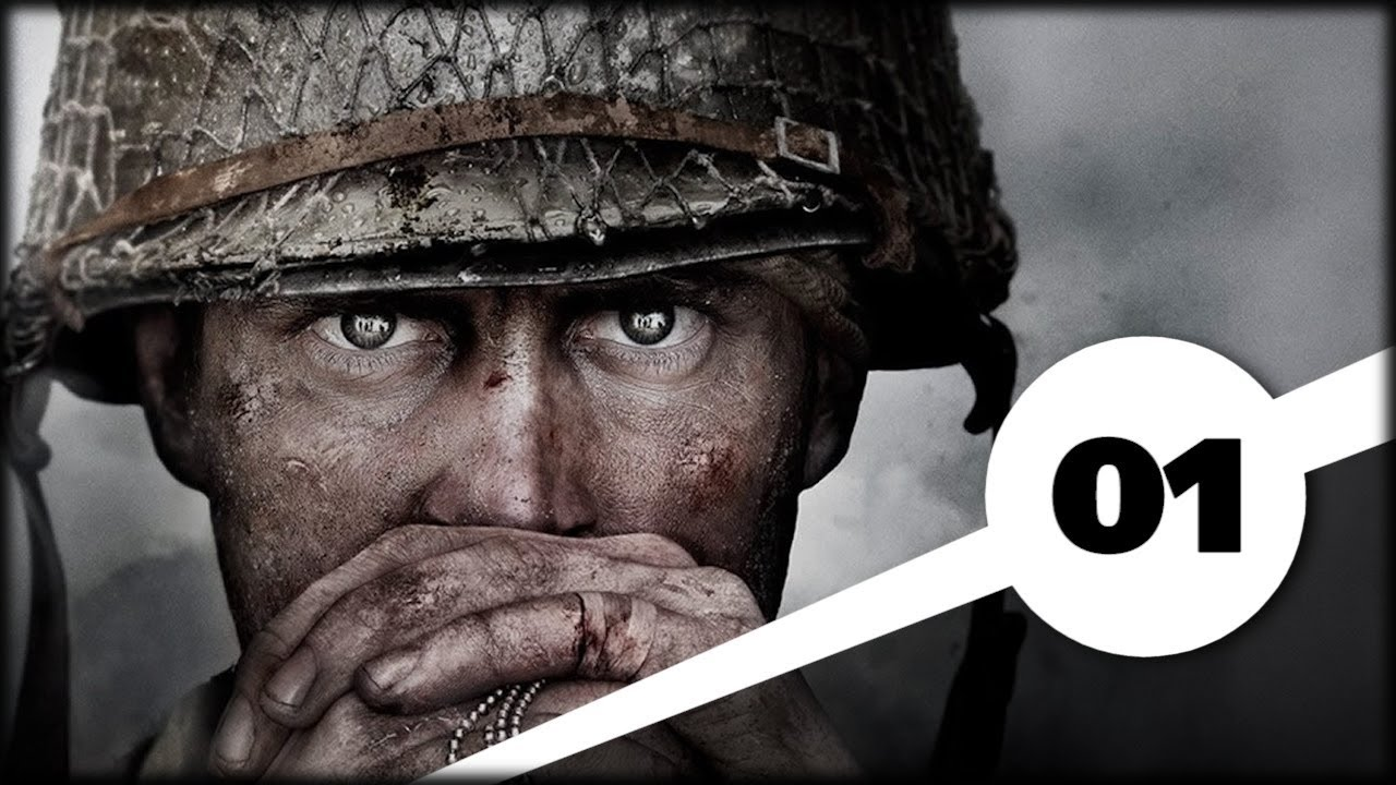 """Call of Duty: WWII (01) """"D-Day"""" Normandia"""