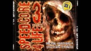 Gambar cover Speedcore 4 Life Vol.3 CD1