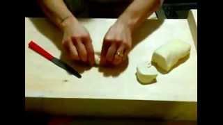 """Video Recipe How To """"authentic Orecchiette & Braggiuole Ragu'"""""""