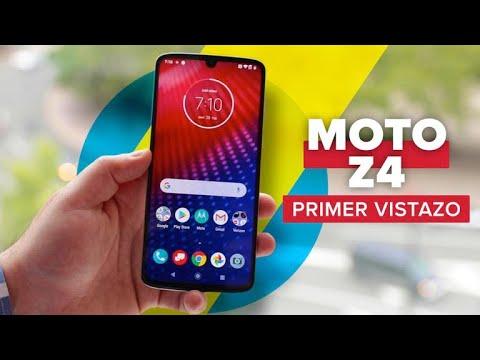 Moto Z4: Un