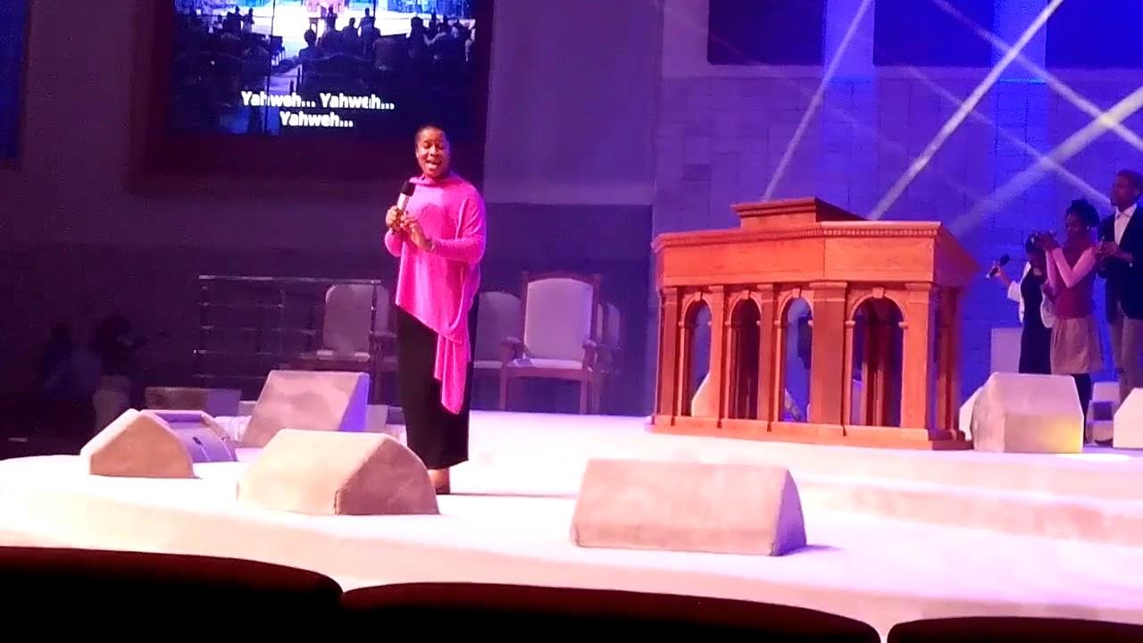 Download Nwando Omosebi Worshipping at HOTR vigil