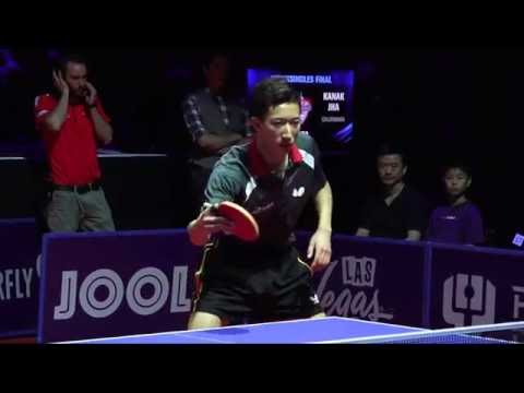 Generate 2016 US National Championships - Kanak Jha vs. Yijun Feng (Men's Final) Pics