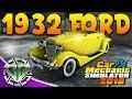 Car Mechanic Simulator 2018 : 1932 Ford Roadster Restoration & New Update! (PC)