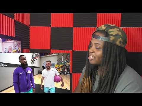 Cashnasty vs Brawadis 1v1 Rivalry Basketball Game REACTION