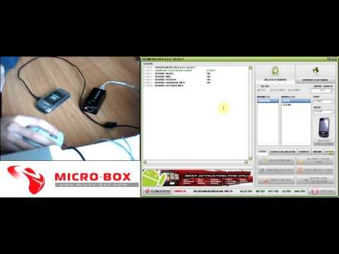 Samsung S3370 Read Unlock Codes with Micro-Box‬‏ - www.micro-box.com