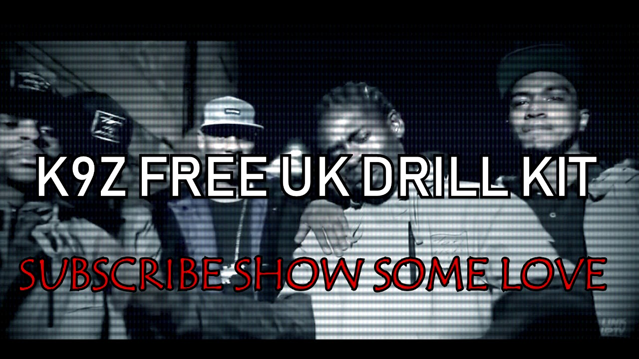 2018 UK Drill kit free download (link in description)