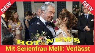Mit Serienfrau Melli: Verlässt auch André