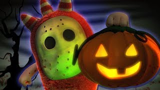 Oddbods | THE PERFECT PUMPKIN | Halloween Episodes | Funny Cartoons For Kids | Oddbods & Friends