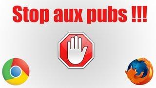 Bloquer les publicités sur Internet ! | Adblock Plus