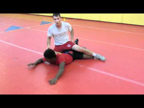 Chris Prickett Technique Session: Armbar Defense To The Prickett Westpoint