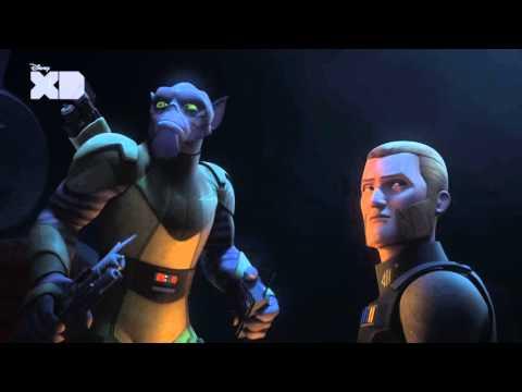 Star Wars: Rebelianci – Czy Zeb wydostanie się z potrzasku? Tylko w Disney XD!