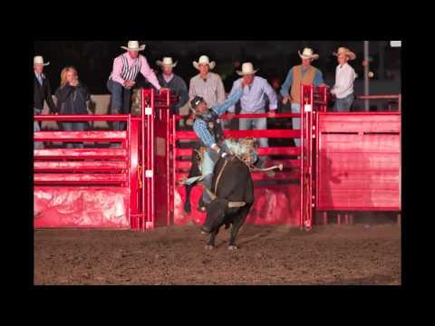 Montana State Fair And Rodeo Big Sky Roundup 2012 Youtube