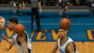 NBA 2K13 My Career - Free Throw Line Dunk!