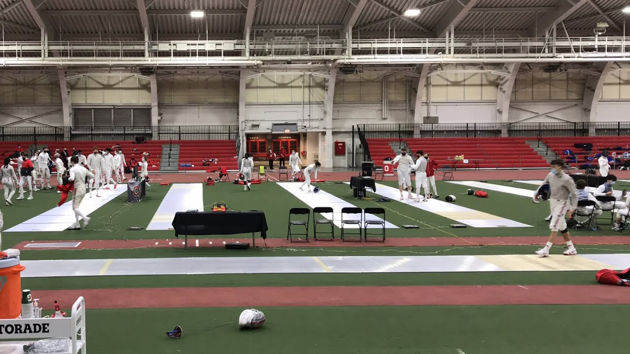 OSU Invite Day 2 - Sabre