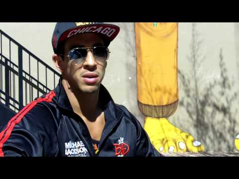 Interview Salah at The Notorious IBE 2013 by Step x Step Dance