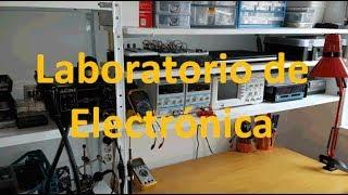 Laboratorio de electrónica / Lab o taller de electrónica