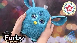 FURBY CONNECT en Español Como funciona y Unboxing - Furby 2017 Juguetes Fantasticos