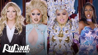 Meet the Queens | First Day Feels | RuPaul's Drag Race All Stars 5