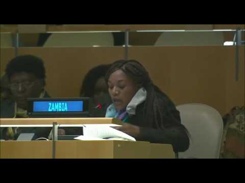 61st Session of the Commission on the status of Women