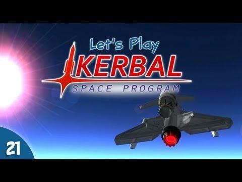 Kerbal Space Program - 21 - Sub-Orbital Space Plane