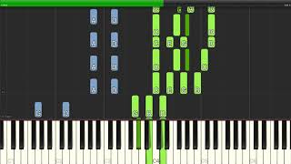 Stephen Sondheim - Broadway Baby - Piano Backing Track Tutorials - Karaoke