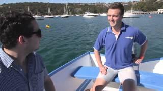 Gizmodo Aussie Adventure Rides: Quickboats