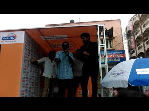 Grand Father Dialogs and Speech on Radio City  91.1 Fm | Maya Mall Movie Promotional Entertainment