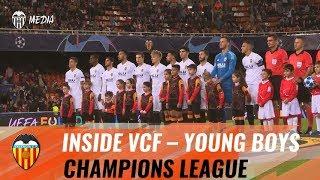 INSIDE VALENCIA CF - YOUNG BOYS (3-1)