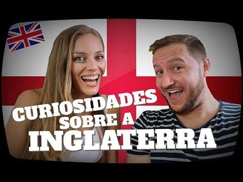 CURIOSIDADES SOBRE A INGLATERRA Com AMIGA INGLESINHA