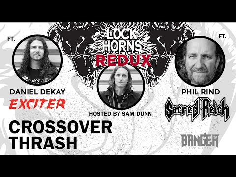 CROSSOVER THRASH | Lock Horns Redux - Episode 3