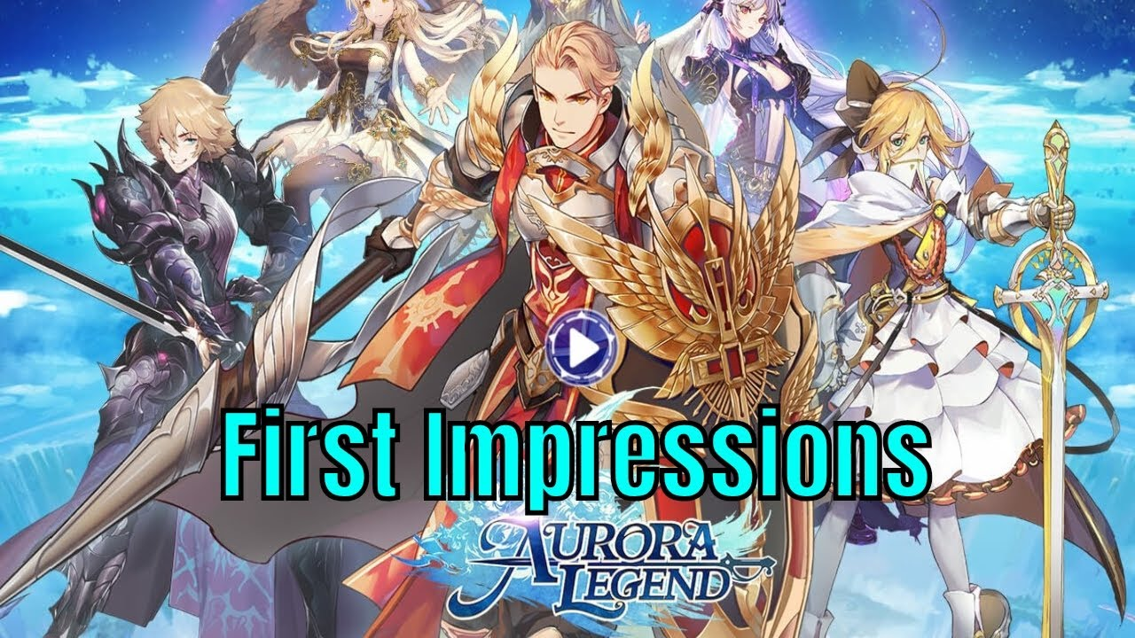 Aurora Legend: First Impressions Is it Worth Playing? - Scion Storm