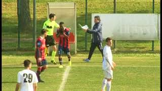 Serie D Girone D Tuttocuoio-Aquila Montevarchi 2-0