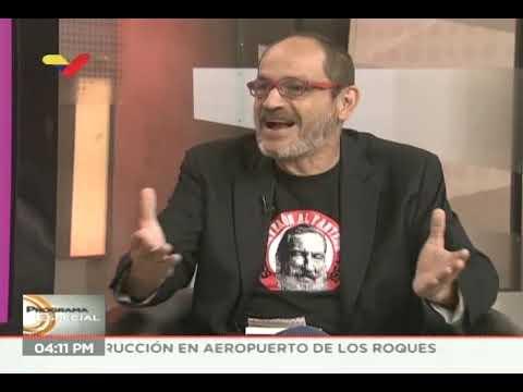 Oscar Sotillo, viceministro de Cultura, sobre actividades en Carnavales 2019