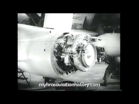 Heinkel He 280 - Video - The Twin Ohain Jet Engine Nazi Fighter Prototype - Lost Out to the Me 262A