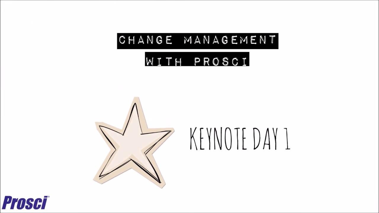 Prosci change management certification program day 1 youtube prosci change management certification program day 1 1betcityfo Images