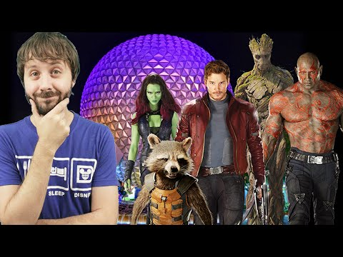 GUARDIANS OF THE GALAXY RIDE TO EPCOT?  - This Week In Disney July 10 2016
