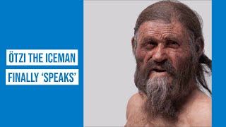 Ötzi the Iceman's voice