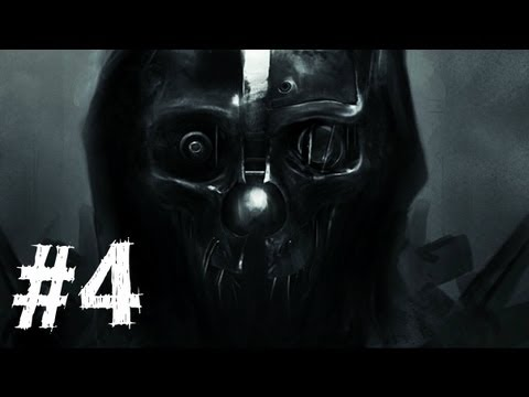 Dishonored The Knife of Dunwall Gameplay Walkthrough Part 4 - Barrister Timsh - Mission 2