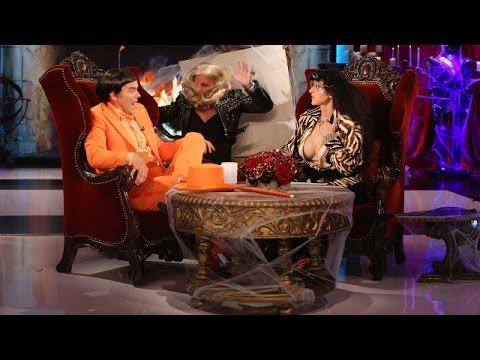 A Halloween Scare for Josh Duhamel