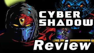 Cyber Shadow Review | Nintendo Switch, PS5, Xbox Gamepass, PC (Video Game Video Review)